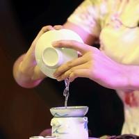 —— 茶艺师 ——