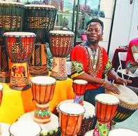 —— 非洲手鼓 ——